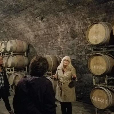 Aging Wine