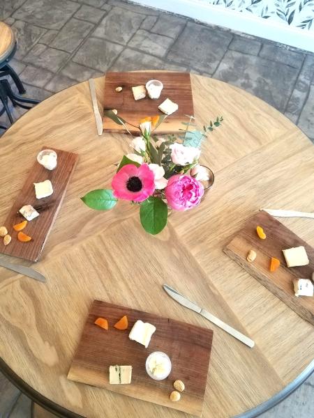 Artisanal Cheese Tasting