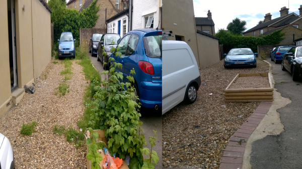 Ground works and Garden Taming