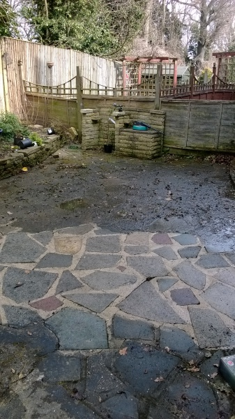 Crazy Paving in need of saving?