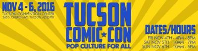 Tiscon Comic Con