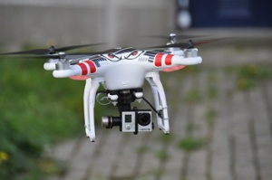 Dealing with the commercial drone data explosion