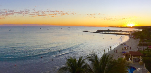 Winter rate at beachfront punta mita $250 per/night