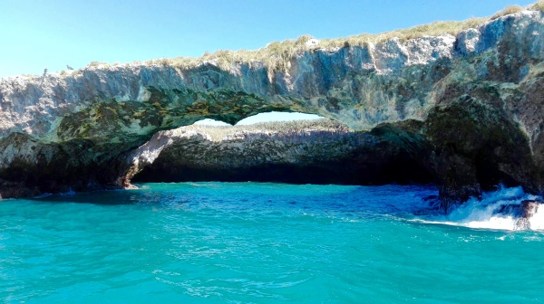 Arch, Marietas Islands