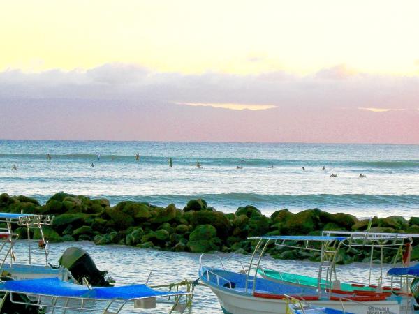 El Anclote Beach Surf Brake