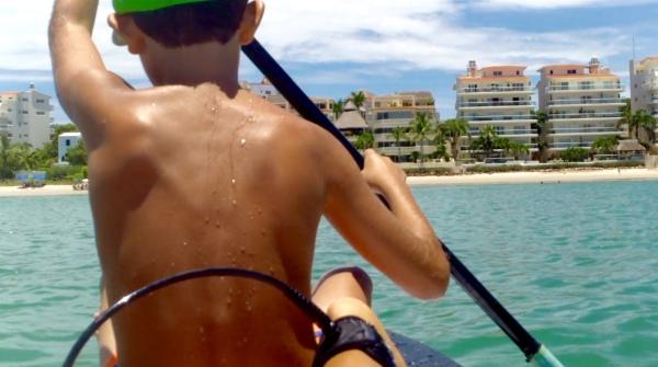 Paddle Board Punta Mita