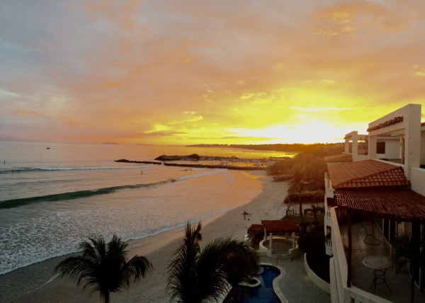 Sunset, Punta Mita