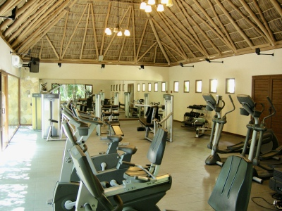 Professional Gym at Haixa