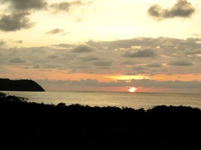 Haixa sunset