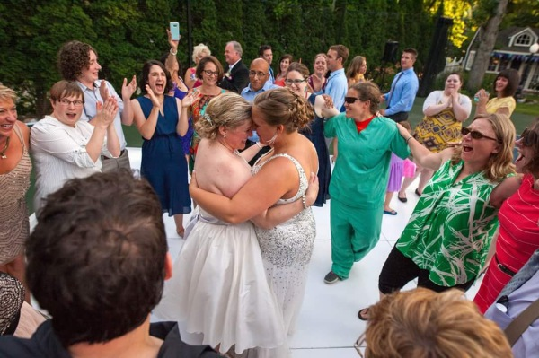 Congratulations Carol & Grace!