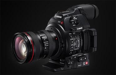 EOS  Canon  C100   MarkII