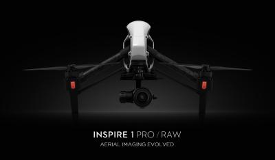 DJI  INSPIRE  1  PRO/RAW  DRONE