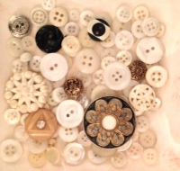 Inspired Traditions Too  Vintage Heirloom Buttons