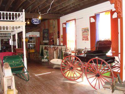 Billy Barnhart Museum