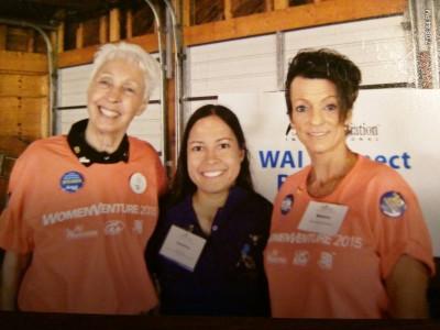 July 22, 2015 -WAI Breakfast during Oshkosh Airventure 2015
