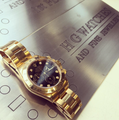 Select your Luxury Watch from HG Watches & Fine Jewellery