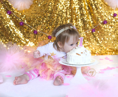Cake Smash || Atlanta Children Photographer