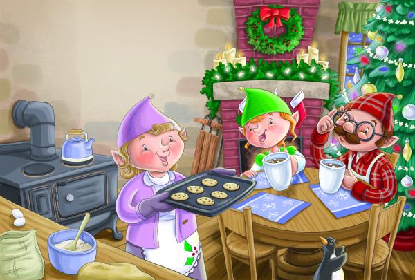 Piper the Elf