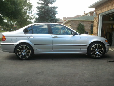 BMW 3 Series Detail