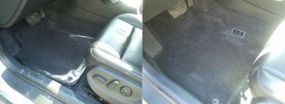 Audi A4 Interior Detail