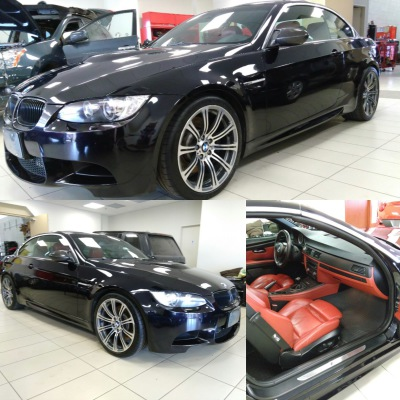 2009 BMW M3 Full Paint Correction and Interior Detail