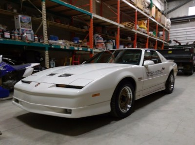 1989 Pontiac Trans AM Turbo Paint Correction
