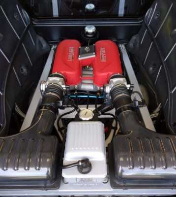 Engine Bay Detail: From $70