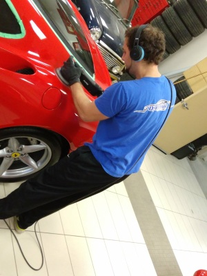 Multi-Stage Paint Correction: Price: Ask for details