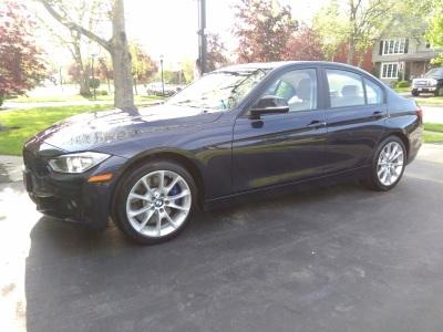 2014 BMW 335i Xdrive Premium plus Lease Return Package
