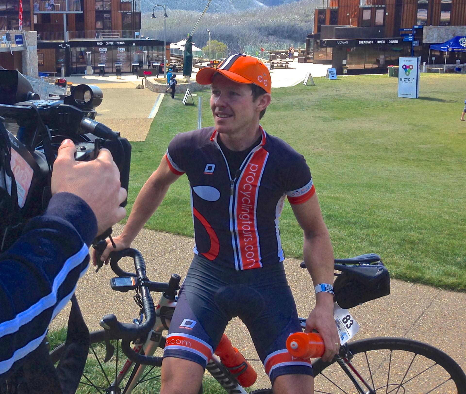Steve Cunningham Peaks Challenge