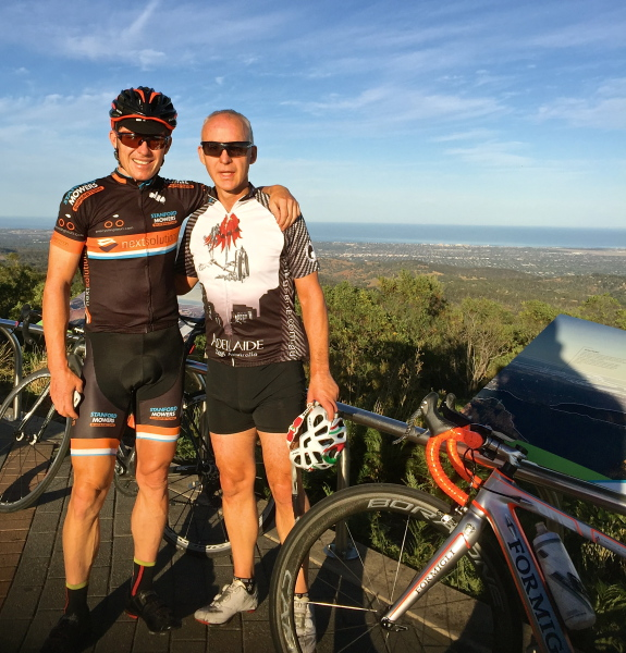 cycling coaching adelaide