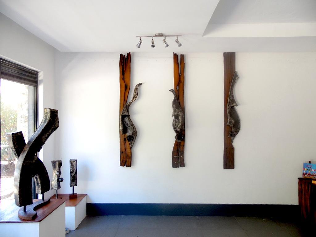 Solo Exhibition View