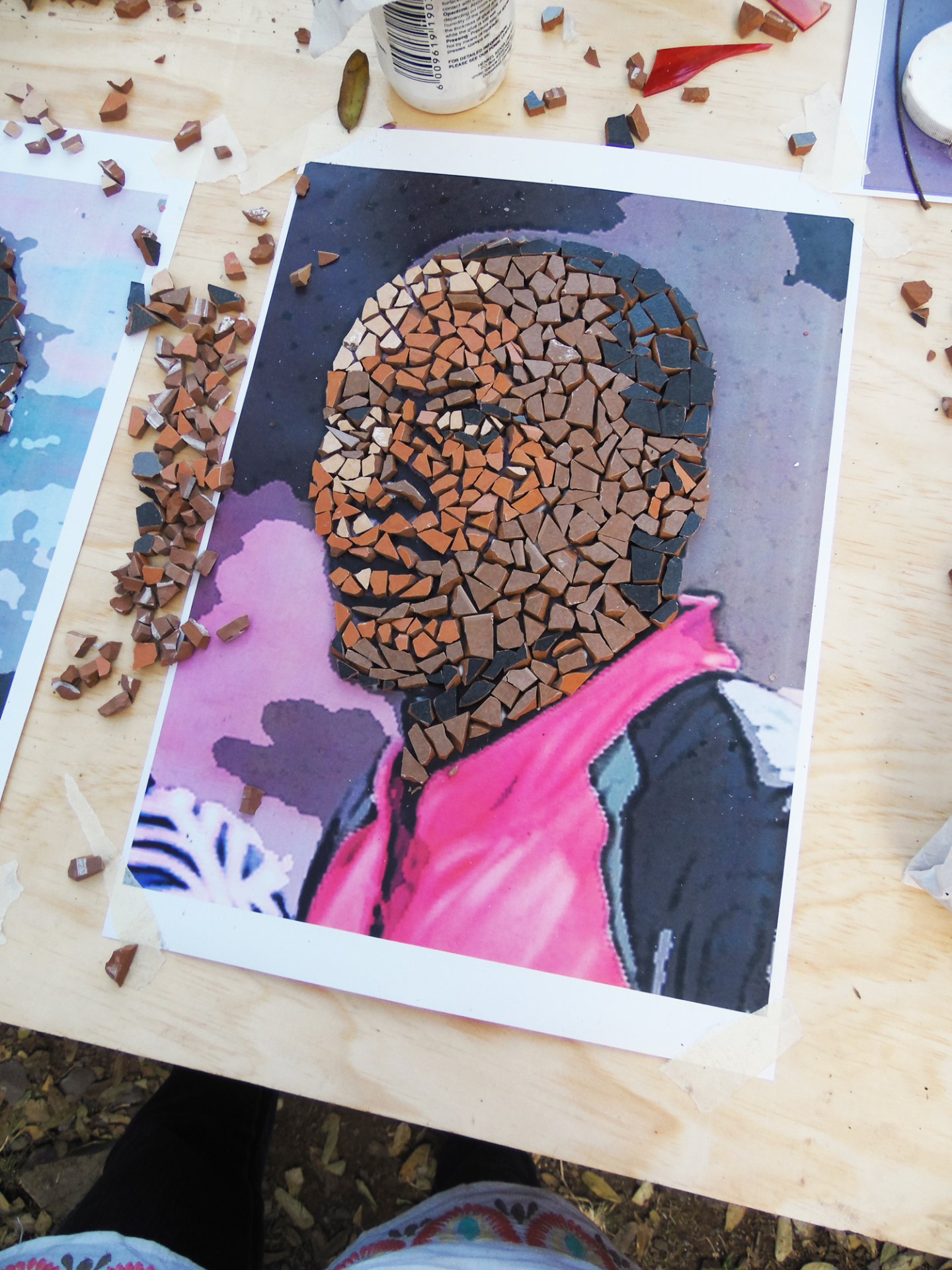 Collins Injera portrait