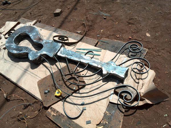 Guitar Seat - Work in progress