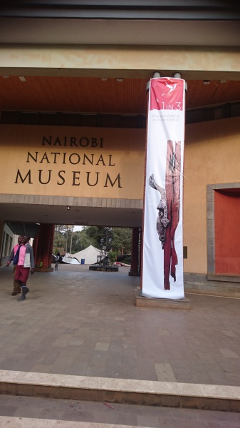 National Museums of Kenya, Maggie Otieno, three in one, 3 in 1, world bank exhibition, world bank collection