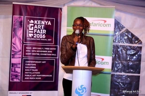 Opening speech at the Kenya Art Fair 2016