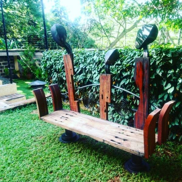 railway sleeper furniture