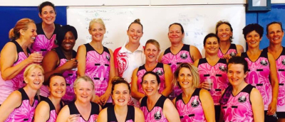 NETBALL IS GOOD FOR THE SOUL
