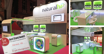 Bespoke exhibition stand hire