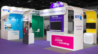 10m x 5m BT Business at BETT