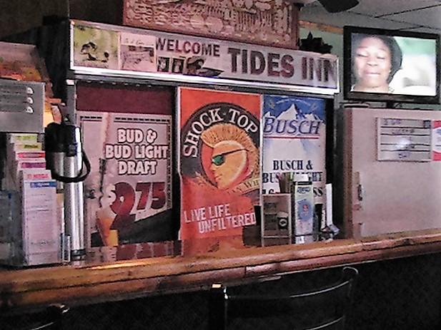 Tides Inn Cooler # 2