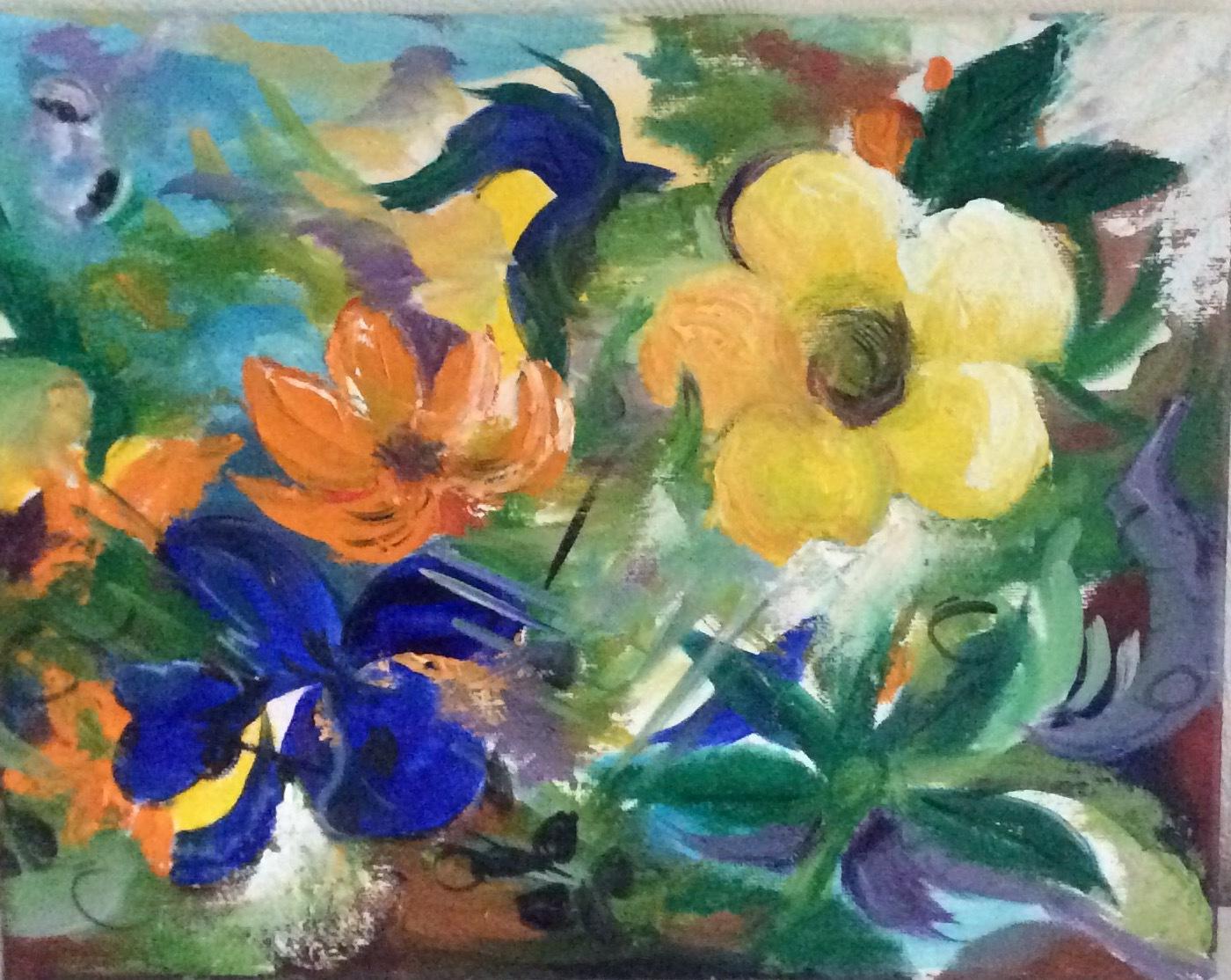 Blossoms Allaround