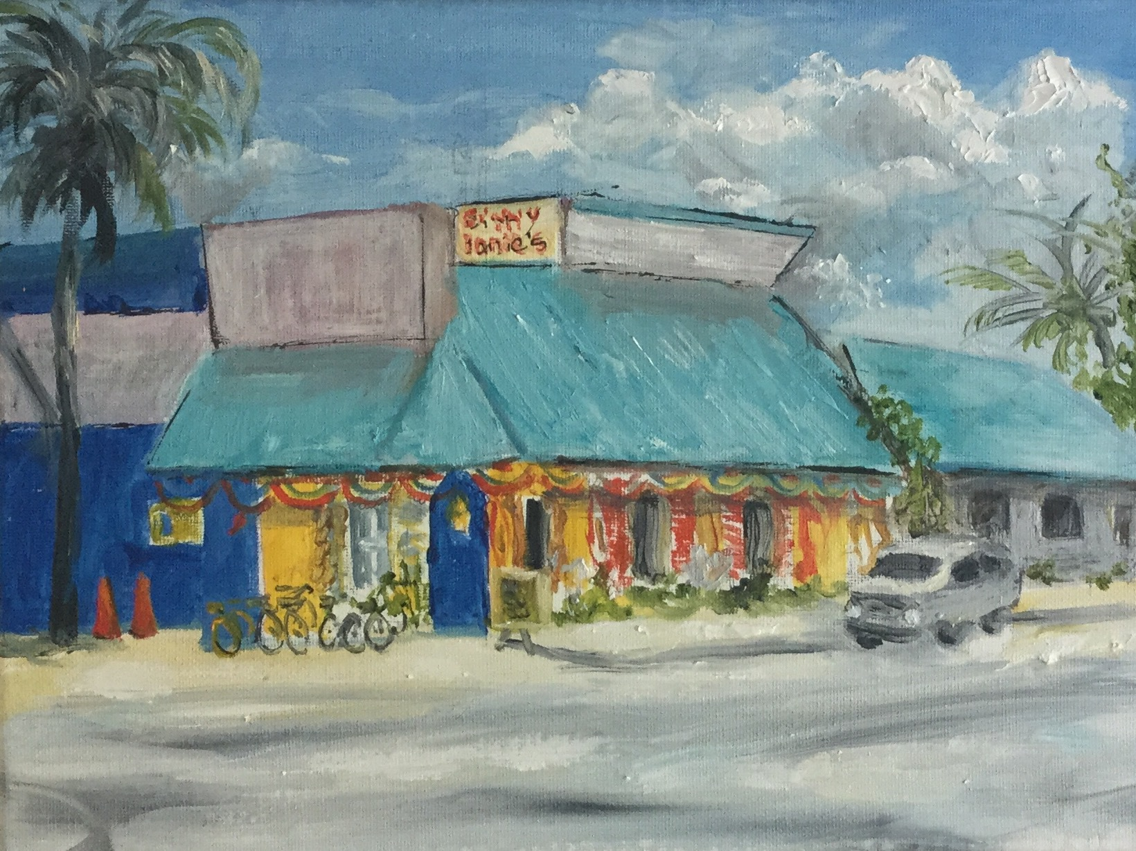 Ginny's and Jeanie's on Anna Maria Island