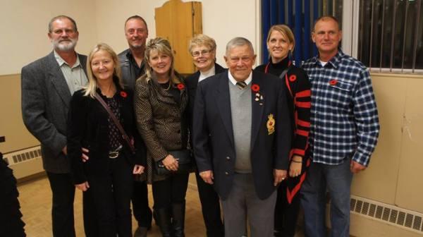 Legion Members in Holland