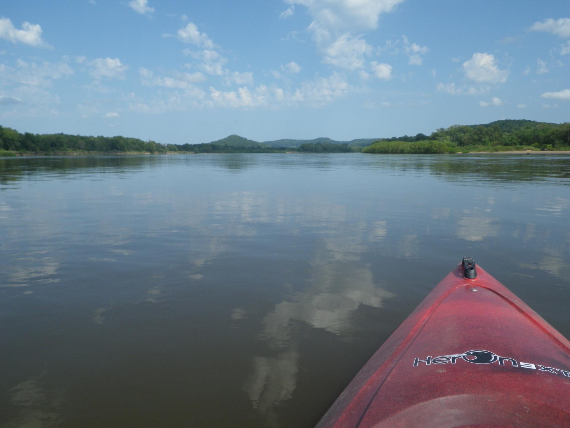 Chippewa River Kayaking