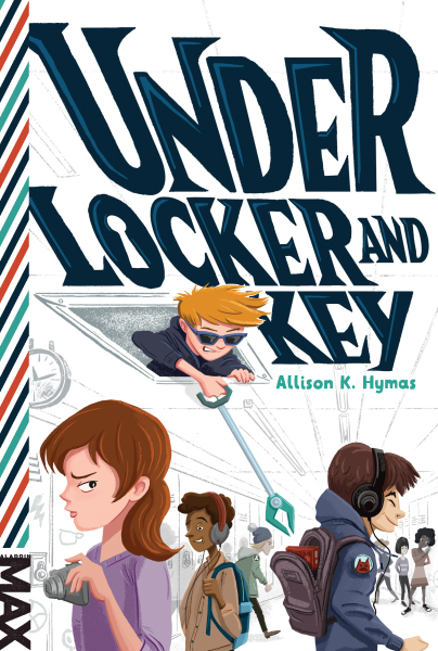 Under Locker and Key - Allison Hymas