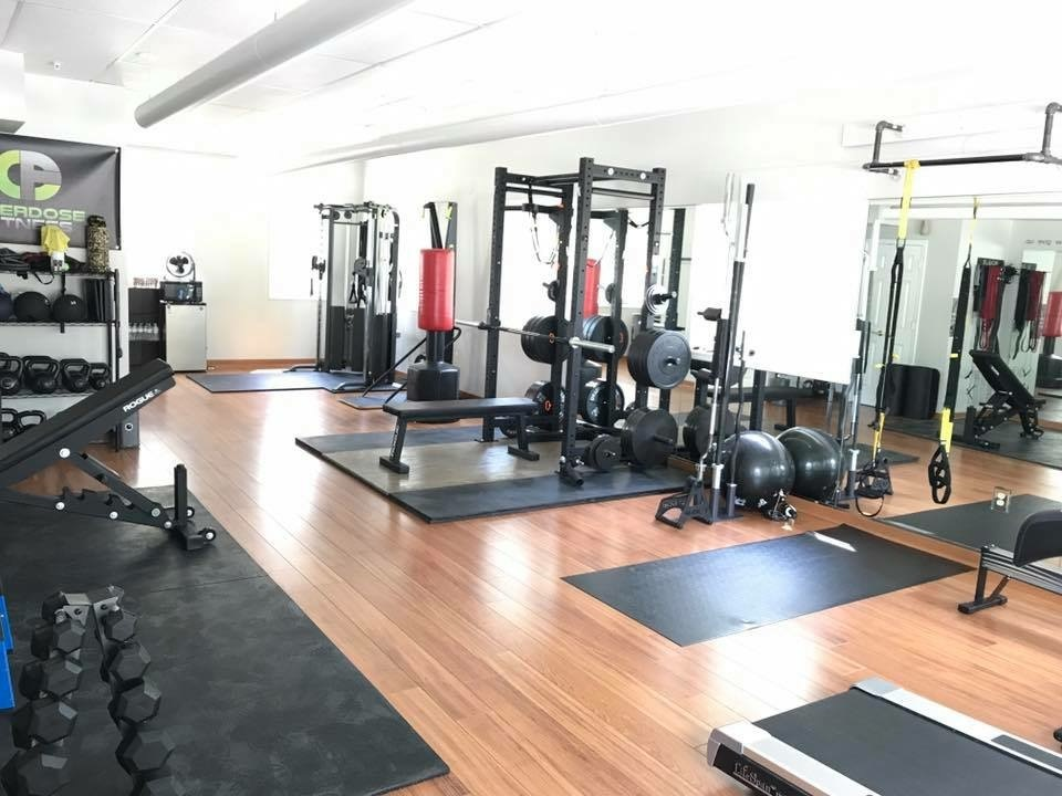 Columbia MD Personal Training Studio