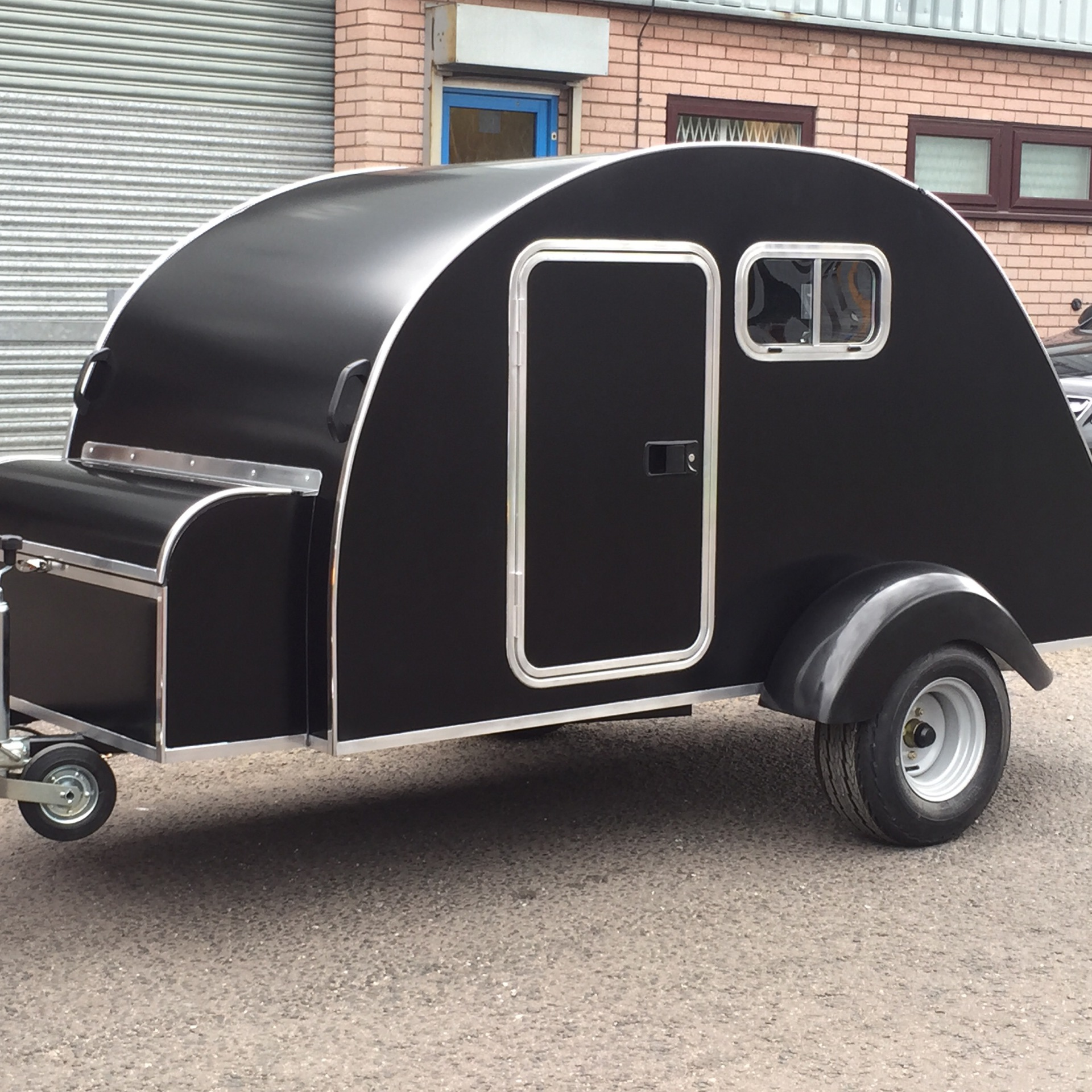 teardrop trailer, camper