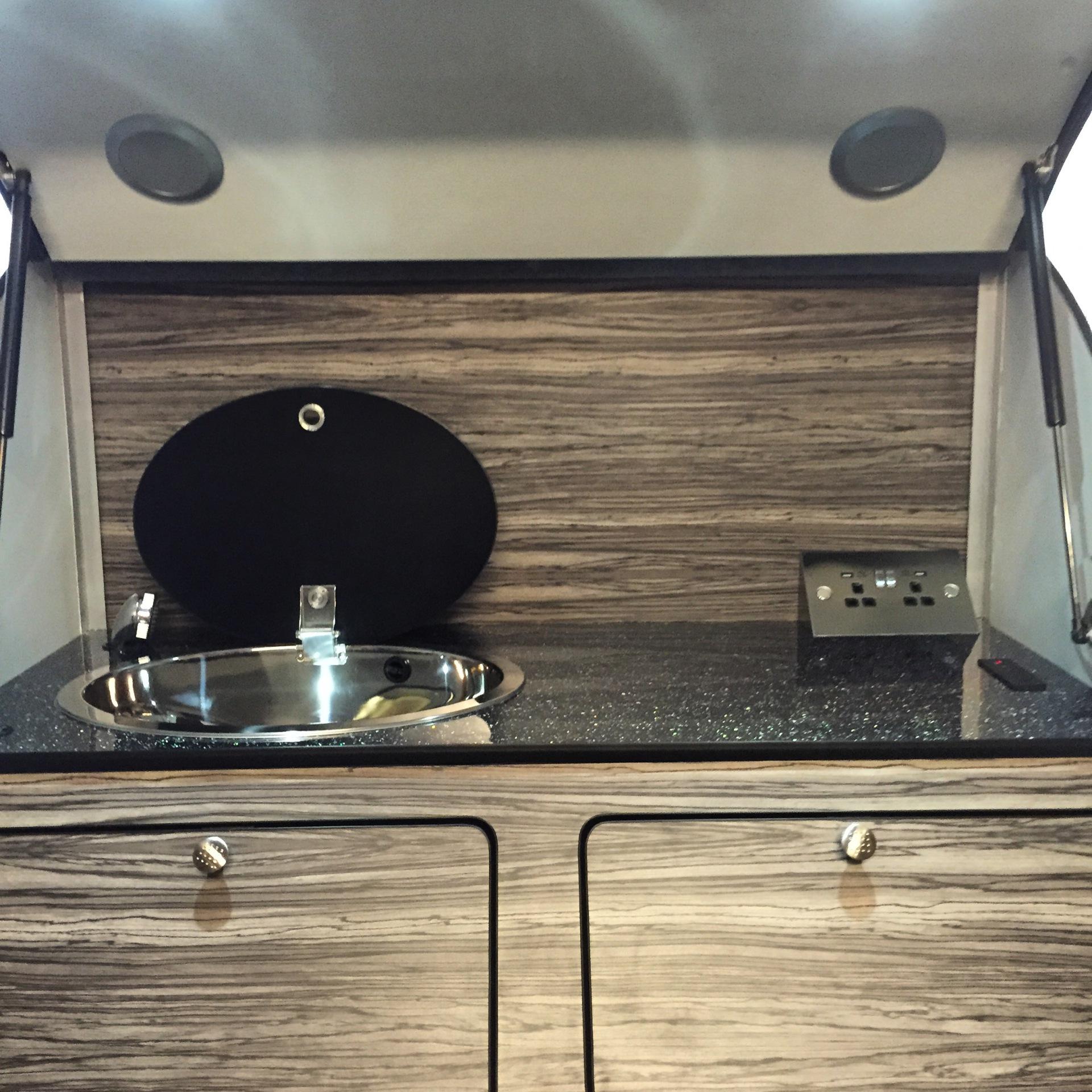 teardrop trailer, camping,camper van, caravan
