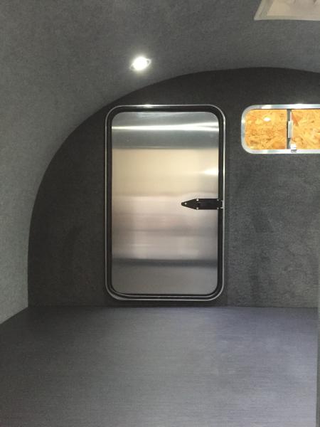 Nodpod with 2 doors